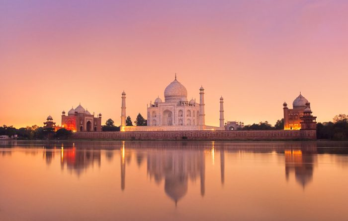 Тадж-Махал. / Фото: www.traveliteindia.com.ua