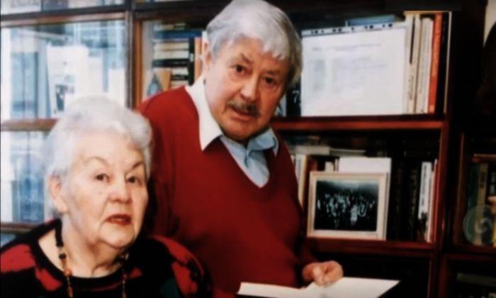 Донатас Банионис и Она Конкулевичюте-Банёнене. / Фото: www.tvkultura.ru