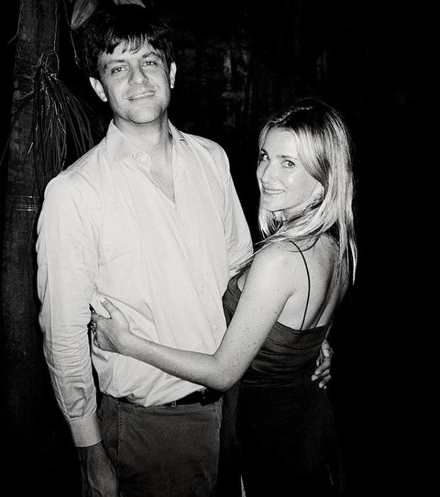 Единственная фотография, попавшая в интернет до помолвки. / Фото: www.tatler.ru