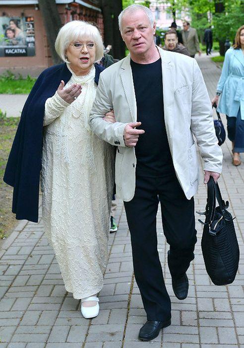 Светлана Крючкова и Александр Молодцов. / Фото: www.goodhouse.ru