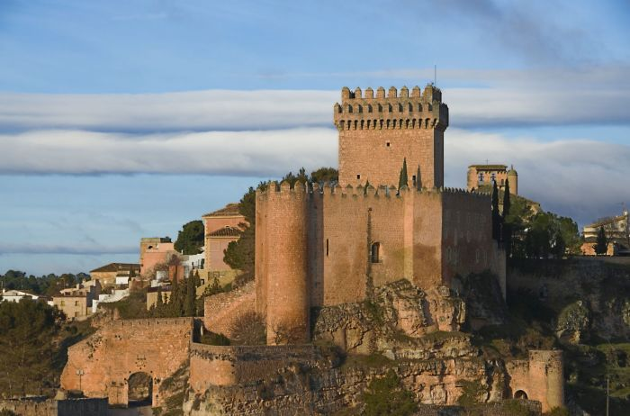 Замок Аларкон (Castillo de Alarcon). / Фото: www.weekendpremium.it