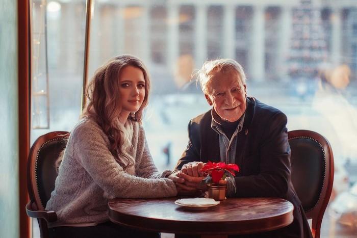 Наталья и Иван Краско.  / Фото: www.woman.ru