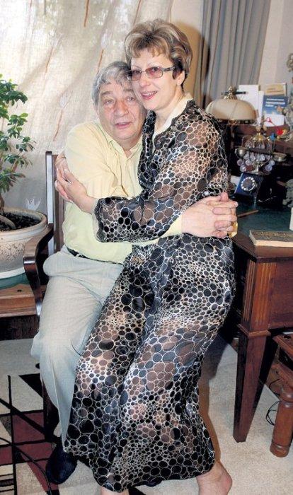 Эдуард Успенский и Элеонора Филина. / Фото: www.makataka.su