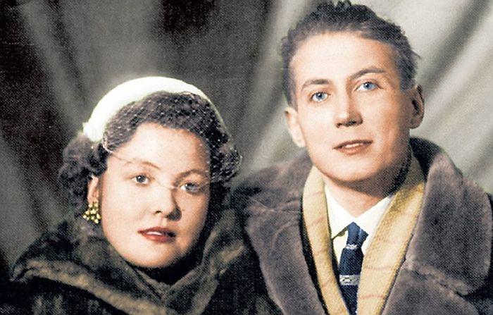 Евгений Евтушенко и Белла Ахмадулина. / Фото: www.litsait.ru