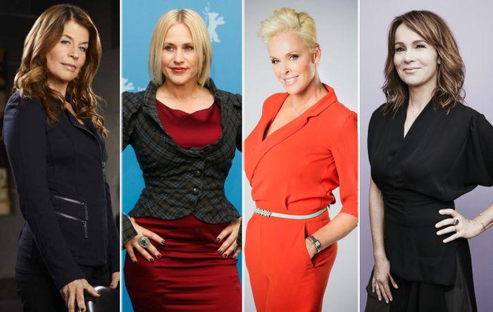 Забытые жены голливудских знаменитостей.