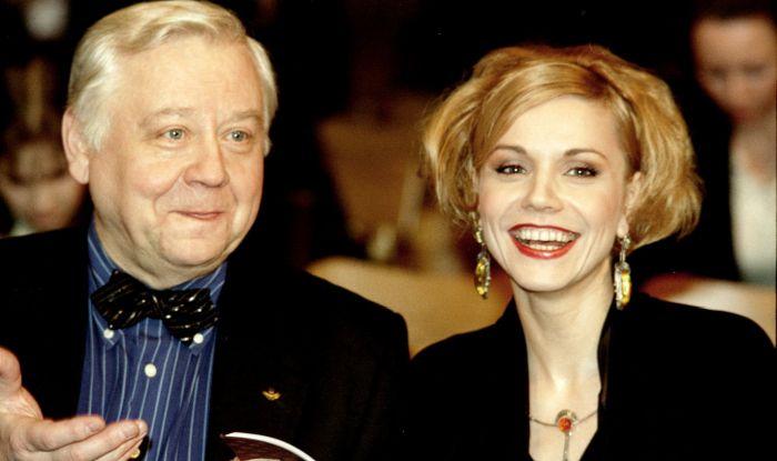 Олег Табаков и Марина Зудина: «Любовь – это когда нет сил терпеть разлуку»