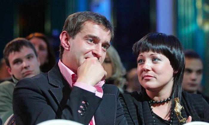 Константин Хабенский и Анастасия Смирнова. / Фото: www.bloknot.ru