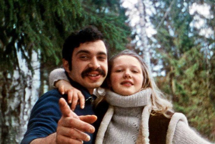 Елена Проклова и Виталий Мелик-Карамов. / Фото: www.7days.ru