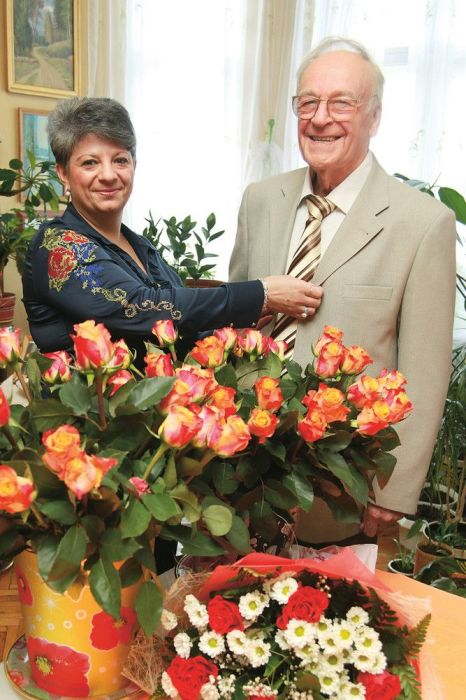Игорь Леонидович и Татьяна Александровна. / Фото: www.starhit.ru
