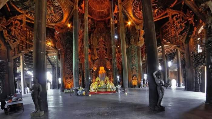 Один из залов Храма. / Фото: www.xramchudo.ru
