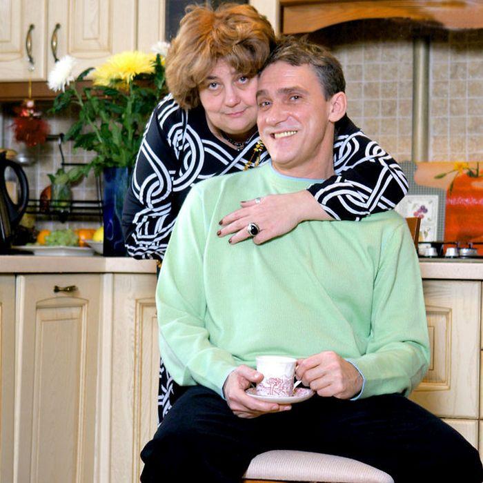 Валерий и Екатерина Гаркалины. / Фото: www.novoctnik.ru