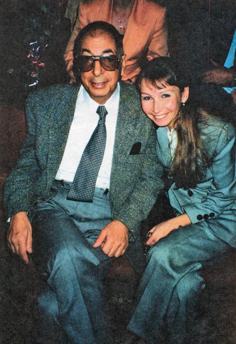 Микаэл и Вера Таривердиевы. / Фото: www.kpcdn.net