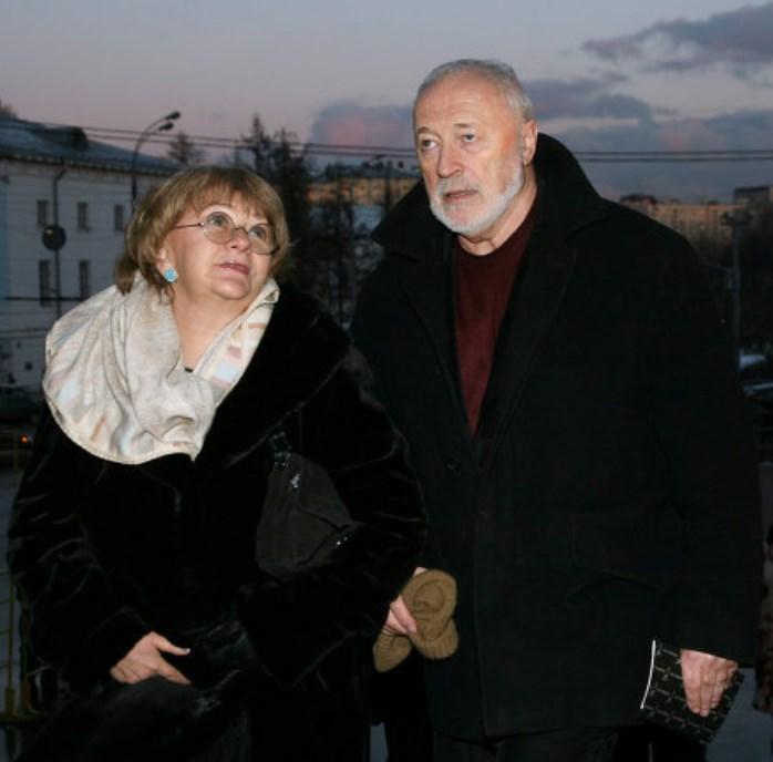 Алла Сурикова и Александр Поташников. / Фото: www.ria.ru
