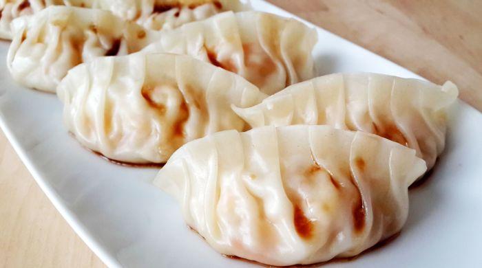 Дамплины - китайские пельмени. / Фото: www.cookdiary.net