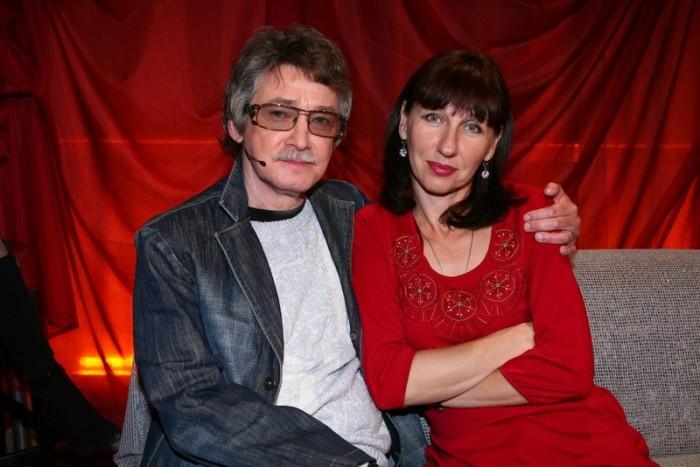 Игорь Старыгин и Екатерина Табашникова. / Фото: www.woman.ru
