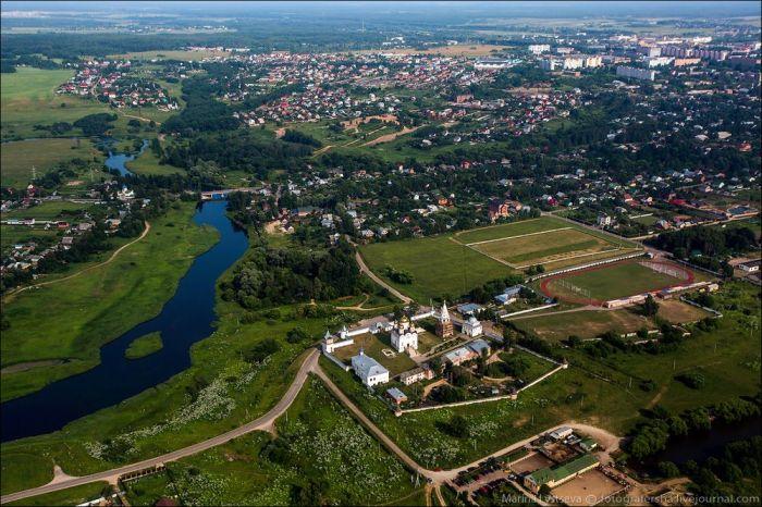 Можайск Московской области. / Фото: www.gorodarus.ru
