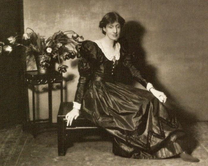 Вирджиния Вулф. / Фото: www.blogspot.com