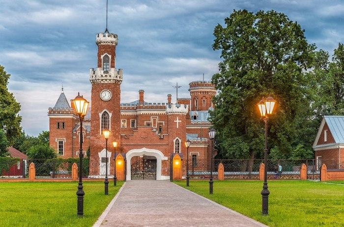 Дворец Ольденбургских. / Фото: www.komanda-k.ru