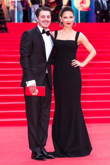 Екатерина Климова и Гела Месхи. / Фото: www.woman.ru