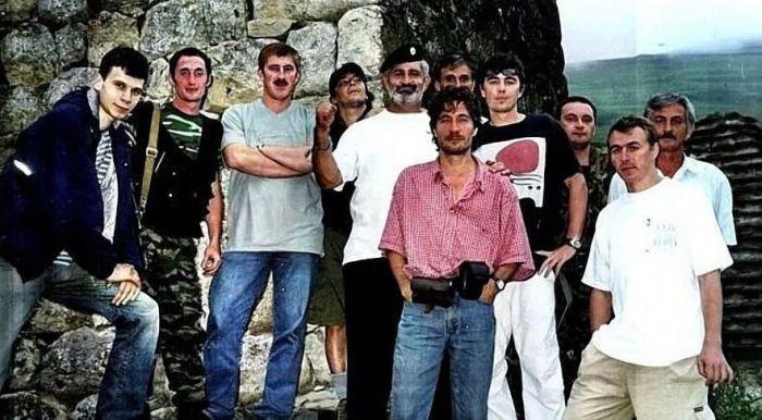Съёмочная группа фильма «Связной». / Фото: www.doseng.org