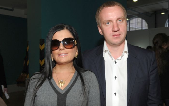 Диана Гурцкая и Петр Кучеренко. / Фото: www.max-pix.com
