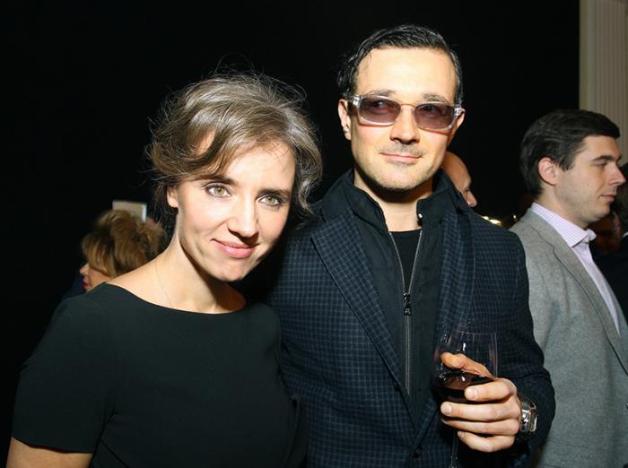 Егор Бероев и Ксения Алферова. / Фото: www.posta-magazine.ru
