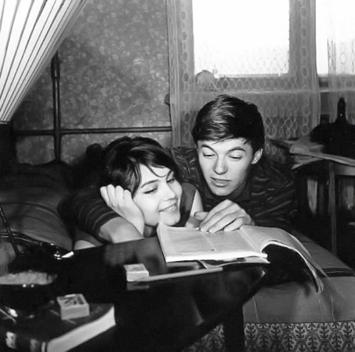 Александр Збруев и Валентина Малявина. / Фото: www.kino-teatr.org