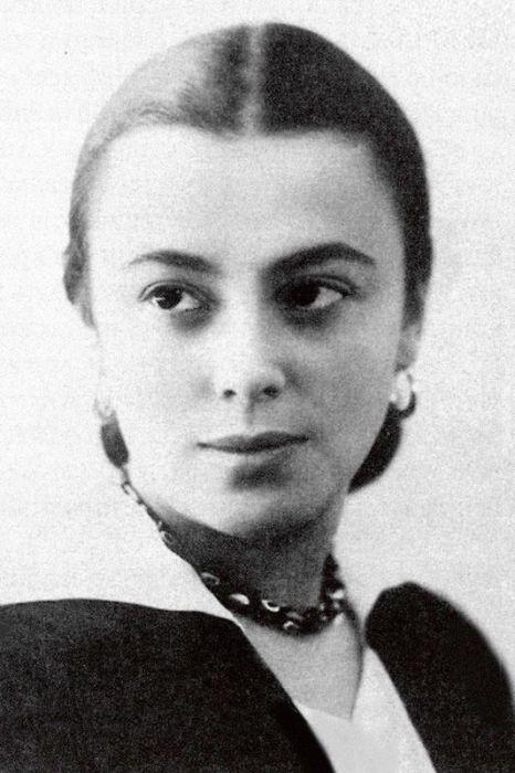 Мира Тодоровская в молодости. / Фото: www.7days.ru