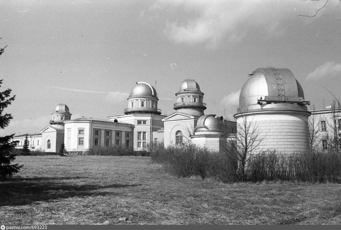 Пулковская обсерватория. / Фото: www.pastvu.com