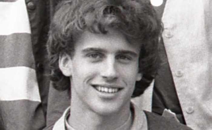 Эммануэль Макрон в юности. / Фото: www.closermag.fr