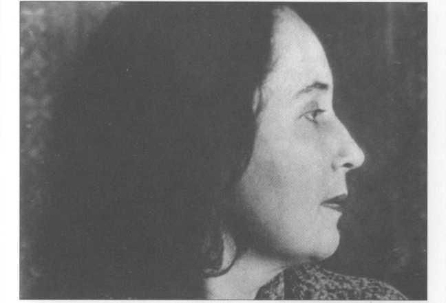 Ольга Суок. 1930-е годы. / Фото: www.booksonline.com.ua