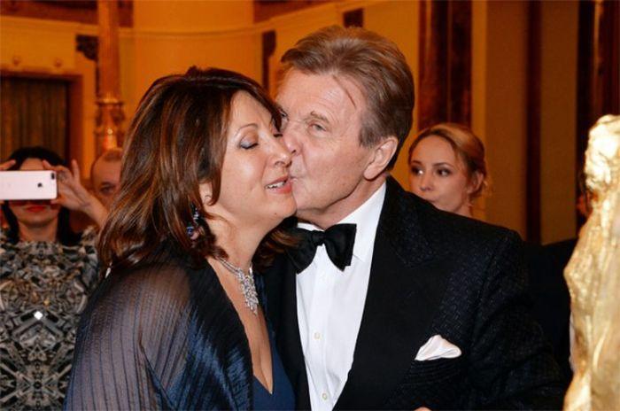 Лев и Ирина Лещенко. / Фото: www.aif.ru