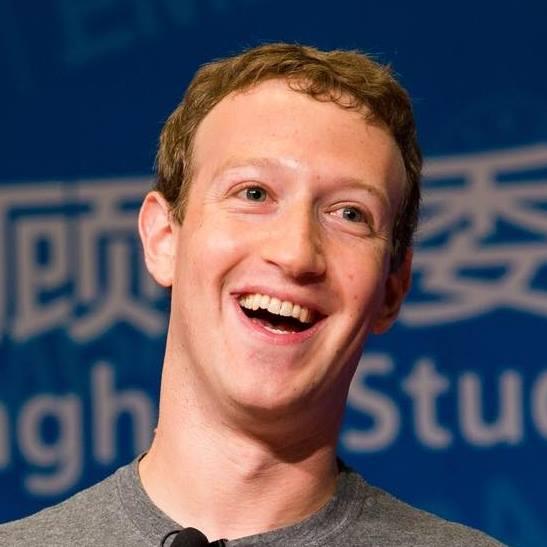 Марк Цукерберг. / Фото: www. facebook.com