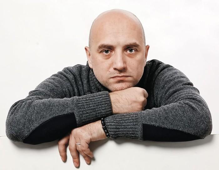 Захар Прилепин. / Фото: www.mycdn.me