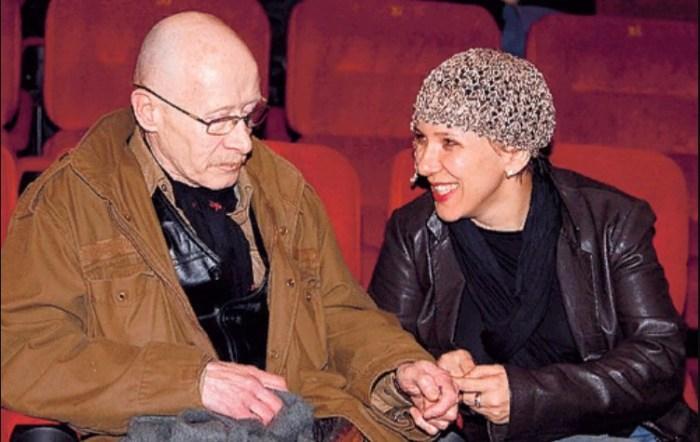 Виктор Проскурин и Ирина Хонда.  / Фото: www.biography-life.ru