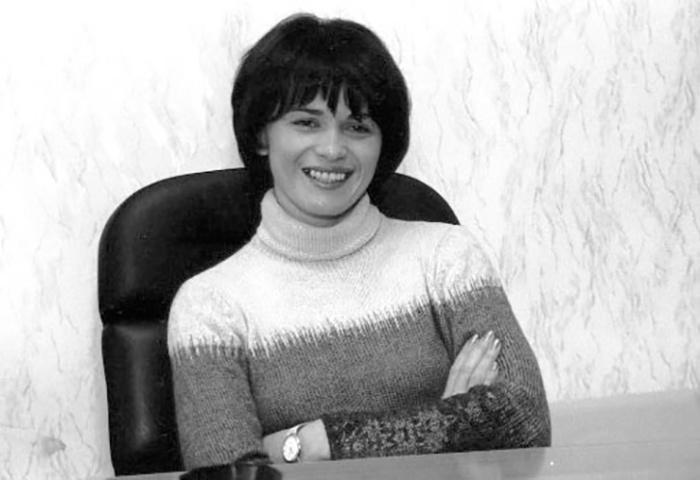 Оксана Лабинцева. / Фото: www.sensum.club