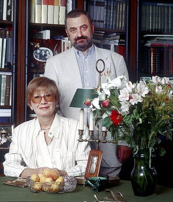 Григорий и Любовь Горины. / Фото: www.nefakt.info