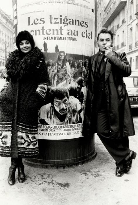 Светлана Тома и Эмиль Лотяну. / Фото: www.mk.ru