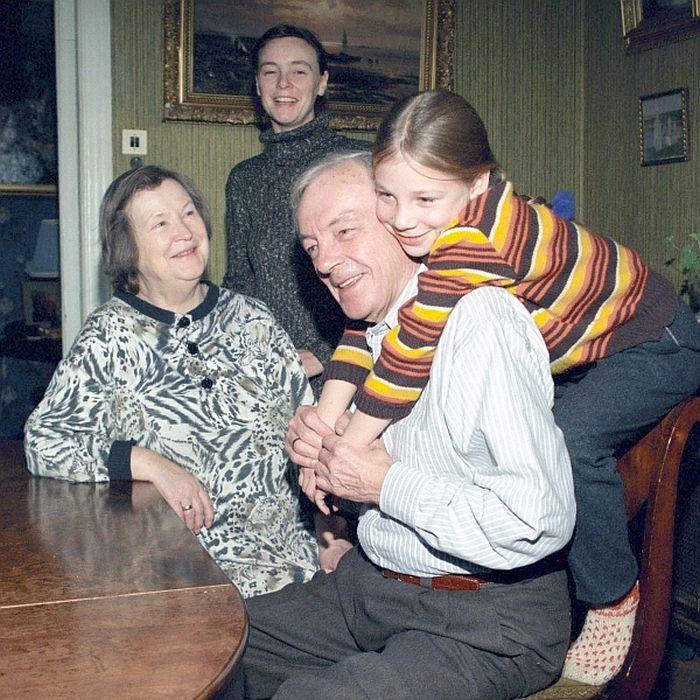 Счастье, когда близкие рядом. / Фото: www.m-in-city.ru