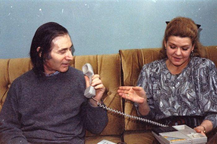 Альфред и Ирина Шнитке, 1984 год. / Фото: www.classicalmusicnews.ru