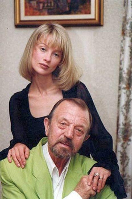 Юлия и Анатолий Ромашины. / Фото: www.lifeactor.ru