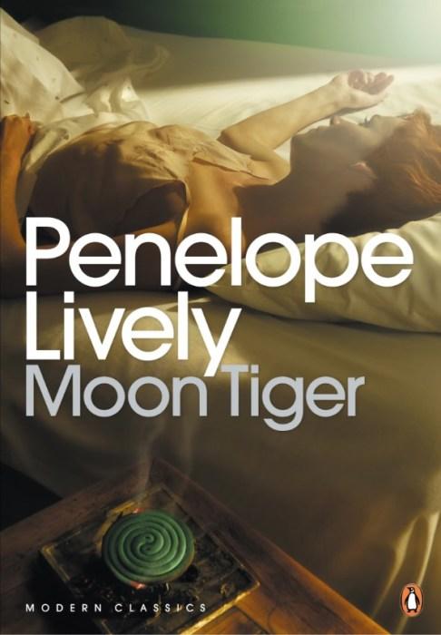 «Лунный тигр», Пенелопа Лайвли. / Фото: www.covers.booko.com.au