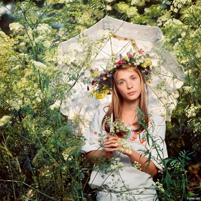 Вера Глаголева. / Фото: www.fishki.net
