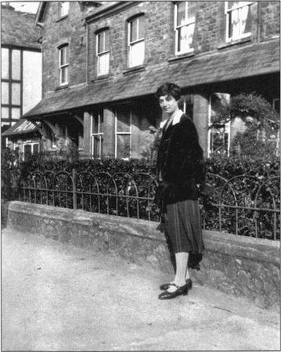 Поездка по Англии с П. Капицей, 1927. / Фото: www.profilib.com