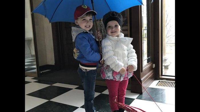 Гарри и Лиза. / Фото: www.hello.ru
