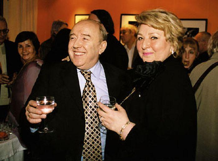 Татьяна Тарасова и Владимир Крайнев. / Фото: www.neformat.co.ua