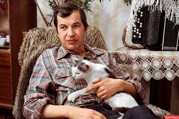 Георгий Бурков. / Фото: www.rasfokus.ru