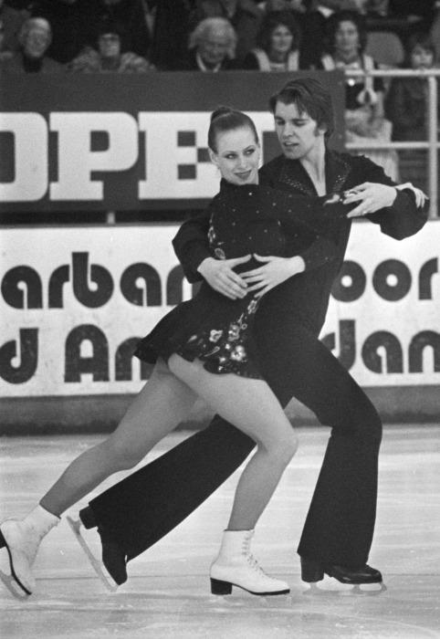 Ирина Моисеева и Андрей Миненков. / Фото: www.wikimedia.org