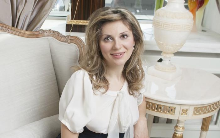 Лариса Черникова. / Фото: www.passion.ru
