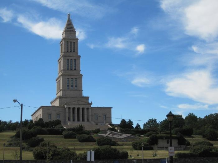 Масонский Национальный мемориал Джорджа Вашингтона. / Фото: www.blogspot.com